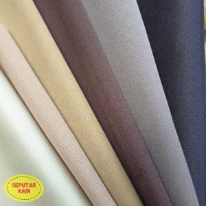 Harga kain twill poly pe beige   39 kopi | HARGALOKA.COM