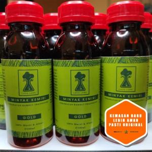 Harga minyak kemiri punokawan penumbuh rambut botak kumis jambang | HARGALOKA.COM