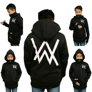 Harga sweater anak ninja alan walker hitam ry   | HARGALOKA.COM