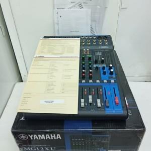 Harga mixer yamaha mg12xu mg 12xu original garansi resmi yamaha | HARGALOKA.COM