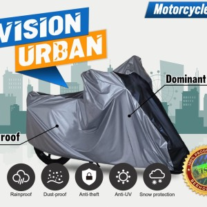 Harga cover motor sarung motor scoopy vario beat spacy mio fino nex urban   dominan silver | HARGALOKA.COM