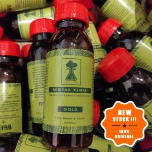 Harga minyak kemiri murni penumbuh rambut brewok alis bulu mata   | HARGALOKA.COM