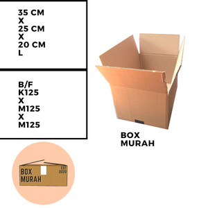 Info Kardus Box Karton Packing 25 X 20 X 10 Katalog.or.id