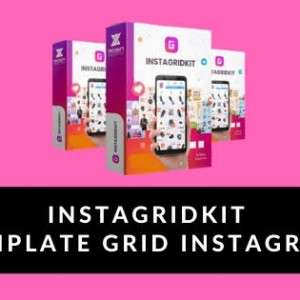 Harga instagrid kit   template desain instagram facebook fb   HARGALOKA.COM