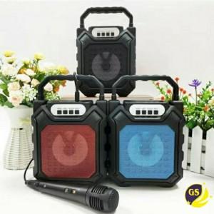 Harga speaker bluetooth yd 688 mic portable wireless speaker stereo | HARGALOKA.COM