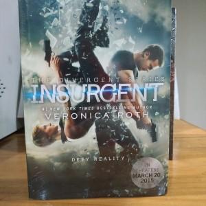 Harga new english book insurgent the fall of five the revenge of seven   HARGALOKA.COM