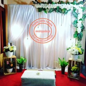Harga backdrop ultah dan aqiqah | HARGALOKA.COM