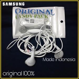 Harga headset earphone samsung j1 j2 j3 j3 pro original madein | HARGALOKA.COM