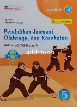 Harga buku pendidikan jasmani olahraga dan kesehatan kelas v | HARGALOKA.COM