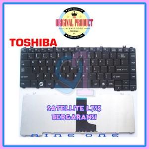 Harga keyboard toshiba satellite l730 l735 l740 l745 l740d l730d l735d | HARGALOKA.COM