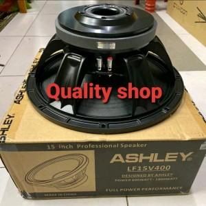 Harga speaker ashley 15 inch lf15v400 voice coil 4 inch | HARGALOKA.COM