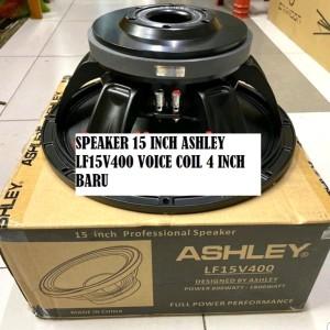 Harga speaker ashley 15 inch lf15v400 voice coil 4 inch baru | HARGALOKA.COM