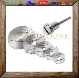 Harga Mata Gergaji Mini Grinder 32mm Thin Circular Saw Dremel Cutting Disc Katalog.or.id