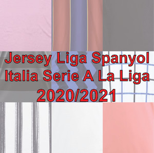 Harga jersey liga spanyol italia serie a la liga jersey grade ori   64 500 | HARGALOKA.COM