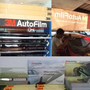 Harga kaca film 3mbb untuk medium car bahan saja to luar kota | HARGALOKA.COM