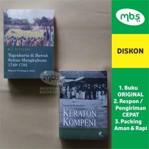 Harga paket buku yogyakarta di bawah sultan mangkubumi amp keraton dan | HARGALOKA.COM