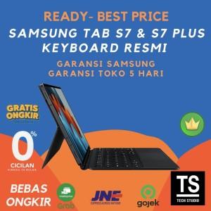 Harga resmi samsung galaxy tab s7 plus s7 keyboard original resmi   tab | HARGALOKA.COM