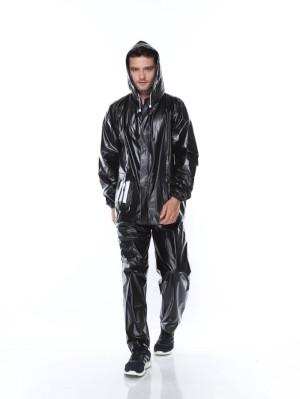 Harga jas hujan bromo 3g warna hitam jas hujan pria dan | HARGALOKA.COM