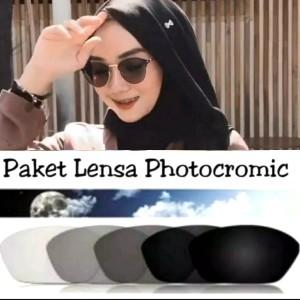 Harga kacamata minus pria amp wanita photocromic model terbaru amp | HARGALOKA.COM