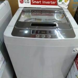 Harga mesin cuci lg top loading 1 tabung 7 kg | HARGALOKA.COM