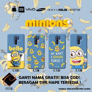 Harga casing minion banana semua tipe hp oppo vivo samsung dan tipe   HARGALOKA.COM