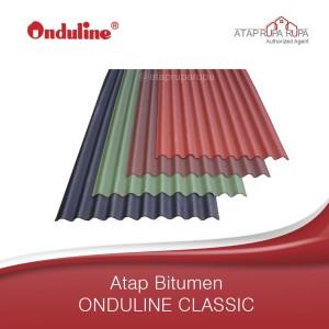 Harga Onduline Atap Bitumen Katalog.or.id