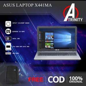 Harga laptop asus x441ma ga031t celeron n4020 4gb 1tb 14 34 hd windows 10   | HARGALOKA.COM