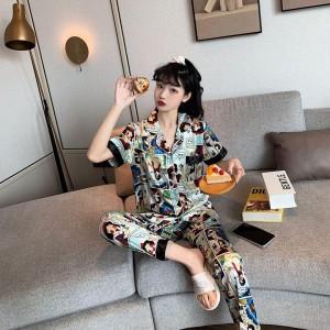 Harga piyama import murah baju tidur satin   HARGALOKA.COM