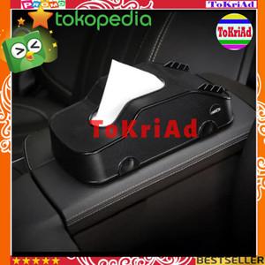 Harga tempat tisu mobil hp dan kartu car tissue phone holder card e tol 646   | HARGALOKA.COM