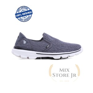 Harga sepatu sneakers pria mottle grey   h 5640 hrcn   | HARGALOKA.COM