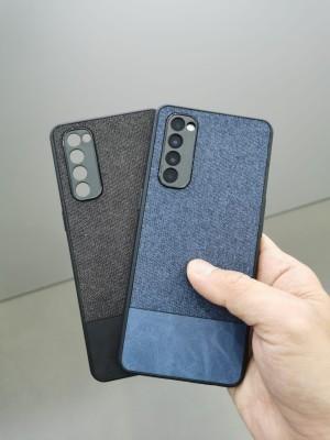Harga oppo reno 4 pro versi indonesia soft case fabric denim cover   | HARGALOKA.COM