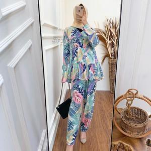 Harga matea daily set be setelan piyama wanita murah baju muslim cewek murah   model   HARGALOKA.COM