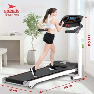 Harga treadmill elektrik 2 0 mesin lari olahraga gym fitness 042 3 101 | HARGALOKA.COM