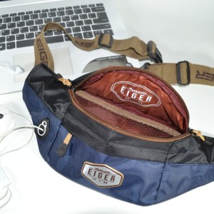 Harga tas slempang pria waistbag   | HARGALOKA.COM