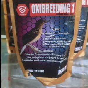 Harga oxivoice breeding untuk ternak burung murai batu kemasan | HARGALOKA.COM