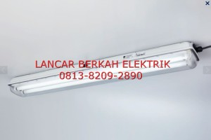 Harga lampu tl flourescent grp explosion proof stahl exlux 6001 2x36 | HARGALOKA.COM