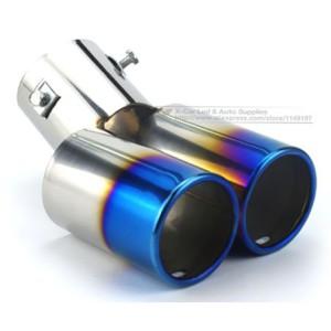 Harga muffler variasi ujung pipa knalpot lobang 2 semua jenis mobil   HARGALOKA.COM