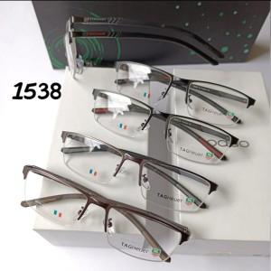 Harga kacamata pria sporty 1538 gratis lensa minus atau plus   lensa | HARGALOKA.COM