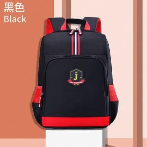 Harga tas import ransel sekolah anak sd smp cowok laki logo huruf j keren   | HARGALOKA.COM