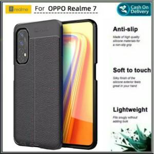 Harga case oppo realme 7 2020 soft casing premium edition realme | HARGALOKA.COM