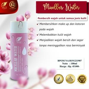 Harga micellar water sr12 pembersih wajah cleansing pembersih | HARGALOKA.COM