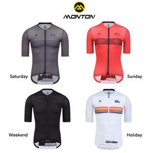 Harga jersey monton weekend baju sepeda cycling monton gowes 100 original   saturday ungu pria   HARGALOKA.COM