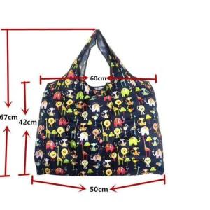 Harga tas lipat belanja pasar swalayan tote bag tas lipat go | HARGALOKA.COM