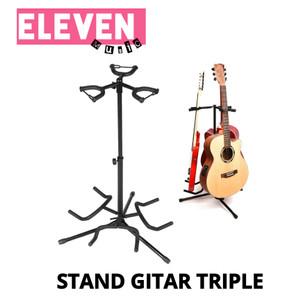 Harga stand gitar triple | HARGALOKA.COM