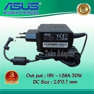 Harga charger adaptor asus eee pc 1015 x101 1025 1215 1015b 1015p 19v 1 | HARGALOKA.COM