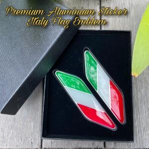 Harga premium sticker motor vespa ducati mobil itali italy emblem | HARGALOKA.COM