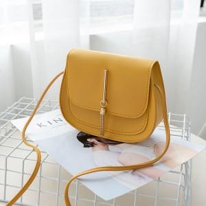 Harga tas selempang wanita tassel jurai lucu kulit kaku lomenia tas011   | HARGALOKA.COM