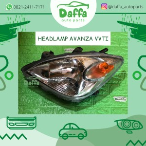 Harga headlamp headlight lampu depan toyota avanza | HARGALOKA.COM