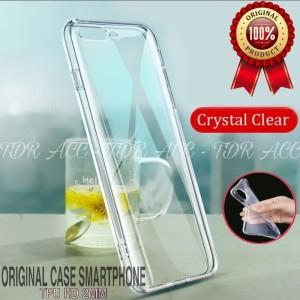 Harga case transparan tpu hd 2mm clear case original oppo all tipe hp   | HARGALOKA.COM