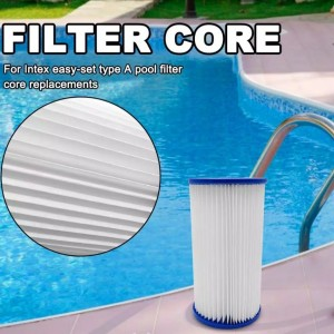 Harga filter pembersih kolam renang dapat dicuci untuk intex | HARGALOKA.COM